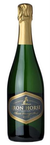 Iron Horse Vineyards Classic Vintage Brut